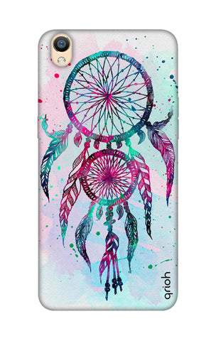 Dreamcatcher Feather Oppo R9 Cases & Covers Online