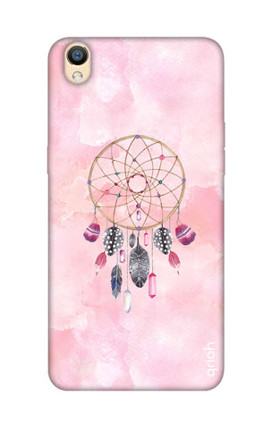 Pink Dreamcatcher Oppo R9 Cases & Covers Online