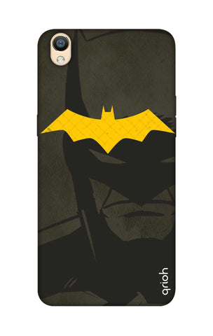 Batman Mystery Oppo R9 Cases & Covers Online