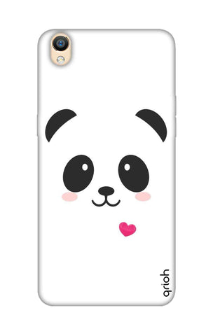 Panda Heart Oppo R9 Cases & Covers Online