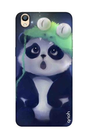 Baby Panda Oppo R9 Cases & Covers Online