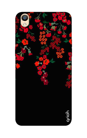 Floral Deco Oppo R9 Cases & Covers Online