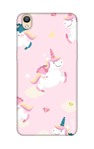 Flying Unicorn Oppo R9 Cases & Covers Online