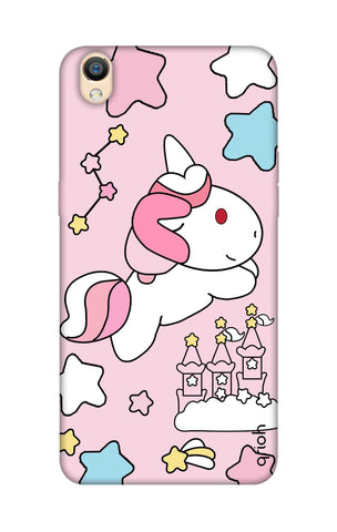Unicorn Doodle Oppo R9 Cases & Covers Online