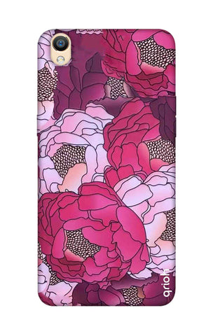 Vector Floral Oppo R9 Cases & Covers Online