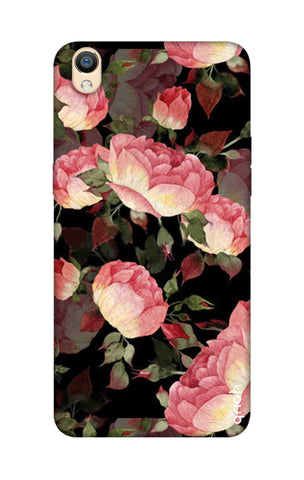 Watercolor Roses Oppo R9 Cases & Covers Online
