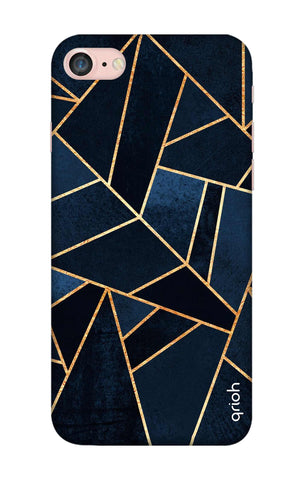 Abstract Navy iPhone 7 Cases & Covers Online