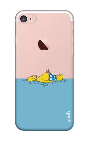 Simpson Chill iPhone 7 Cases & Covers Online