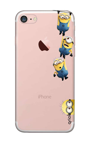 Falling Minions iPhone 7 Cases & Covers Online