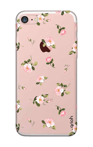 Pink Rose All Over iPhone 7 Cases & Covers Online