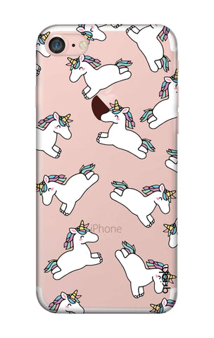 Jumping Unicorns iPhone 7 Cases & Covers Online