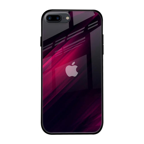 Razor Black iPhone 7 Plus Glass Cases & Covers Online