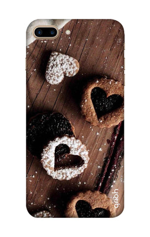 Heart Cookies iPhone 7 Plus Cases & Covers Online
