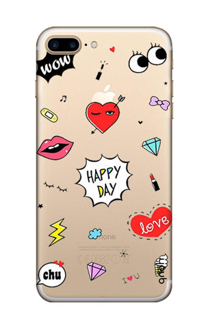 Doodle iPhone 7 Plus Cases & Covers Online