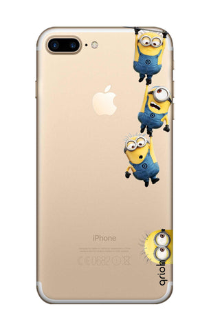 Falling Minions iPhone 7 Plus Cases & Covers Online