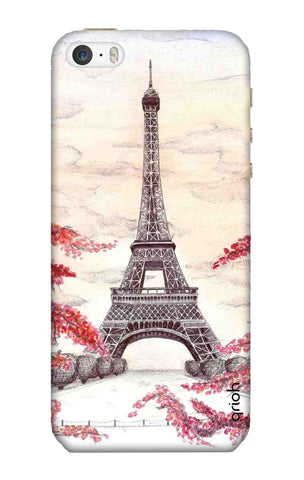 Eiffel Art iPhone 5C Cases & Covers Online