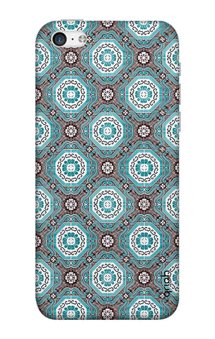 Mosaic Tiles Pattern iPhone 5C Cases & Covers Online