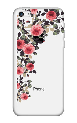 Floral French iPhone 5C Cases & Covers Online