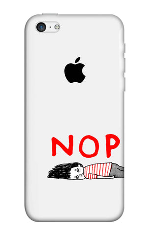 Nope iPhone 5C Cases & Covers Online