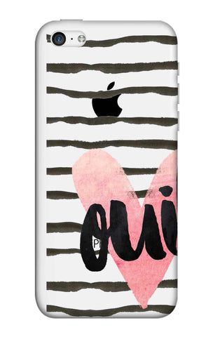 Oui! iPhone 5C Cases & Covers Online