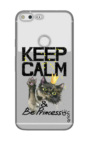 Be A Princess Google Pixel Cases & Covers Online