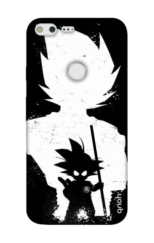 Goku Unleashed Google Pixel XL Cases & Covers Online