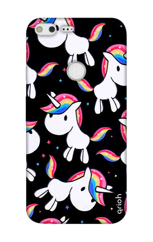 Colourful Unicorn Google Pixel XL Cases & Covers Online