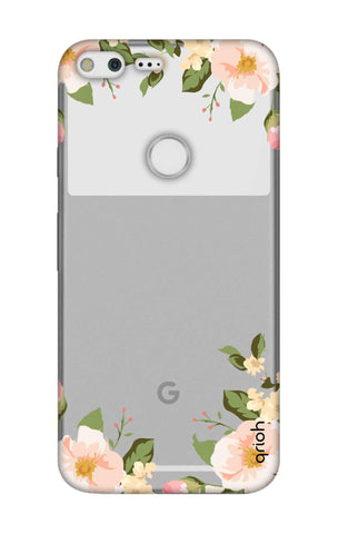 Flower In Corner Google Pixel XL Cases & Covers Online