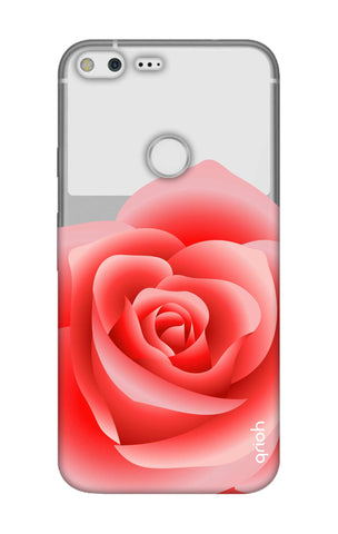 Peach Rose Google Pixel XL Cases & Covers Online