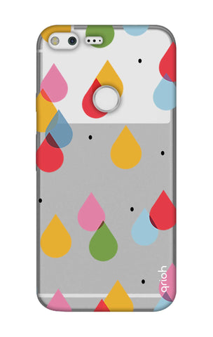 Colourful Drops Google Pixel XL Cases & Covers Online
