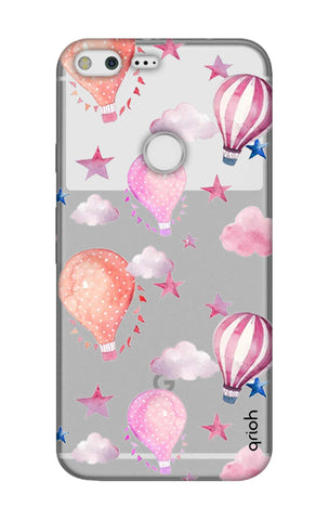 Flying Balloons Google Pixel XL Cases & Covers Online