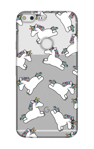 Jumping Unicorns Google Pixel XL Cases & Covers Online