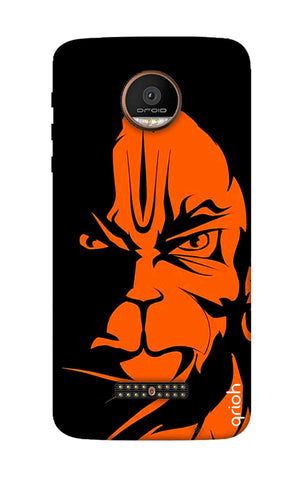 Lord Hanuman Motorala Moto Z Force Cases & Covers Online