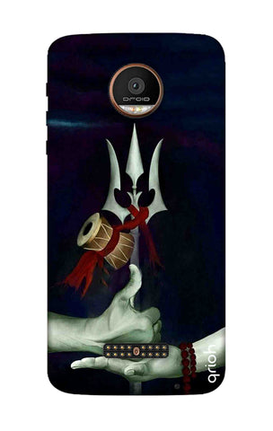 Shiva Mudra Motorala Moto Z Force Cases & Covers Online
