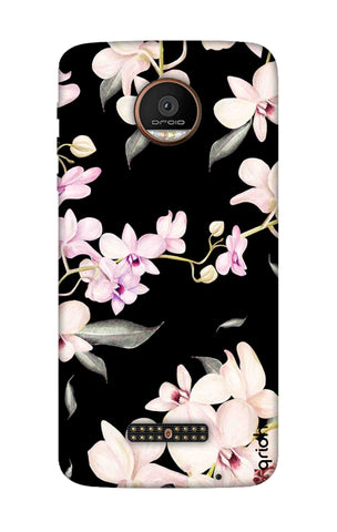 Seamless Flowers Motorala Moto Z Force Cases & Covers Online