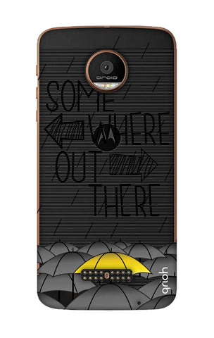 Somewhere Out There Motorala Moto Z Force Cases & Covers Online