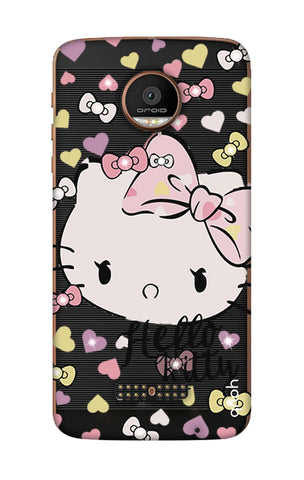 Bling Kitty Motorala Moto Z Force Cases & Covers Online