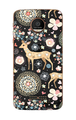 Bling Deer Motorala Moto Z Force Cases & Covers Online