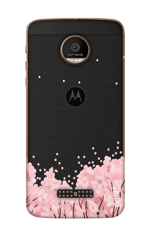 Cherry Blossom Motorala Moto Z Force Cases & Covers Online
