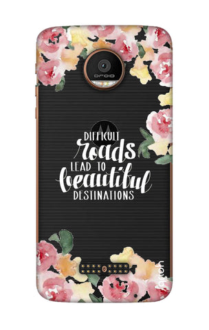 Beautiful Destinations Motorala Moto Z Force Cases & Covers Online