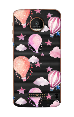 Flying Balloons Motorala Moto Z Force Cases & Covers Online