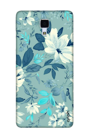 White Lillies Xiaomi Mi 4 Cases & Covers Online