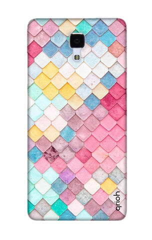 Colorful Pattern Xiaomi Mi 4 Cases & Covers Online