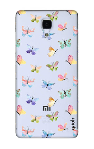 Painted Butterflies Xiaomi Mi 4 Cases & Covers Online