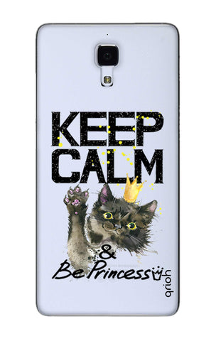 Be A Princess Xiaomi Mi 4 Cases & Covers Online