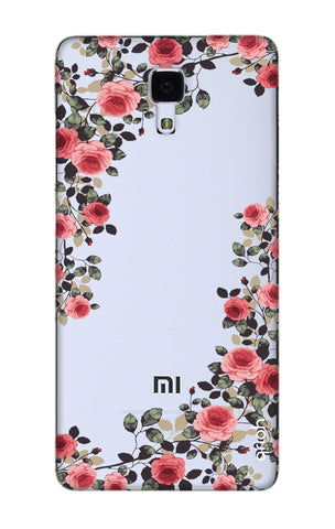 Floral French Xiaomi Mi 4 Cases & Covers Online