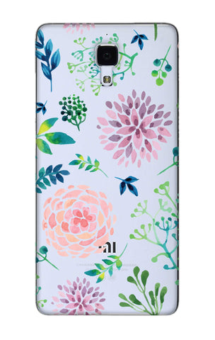 Lillies, Orchids And Leaves Xiaomi Mi 4 Cases & Covers Online
