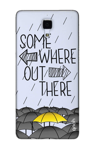 Somewhere Out There Xiaomi Mi 4 Cases & Covers Online