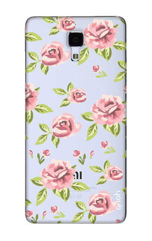 Elizabeth Era Floral Xiaomi Mi 4 Cases & Covers Online