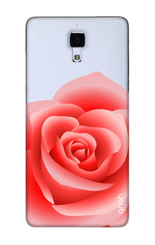 Peach Rose Xiaomi Mi 4 Cases & Covers Online